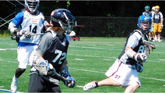 Austin Shanks, Brewster Academy, Prep School Lacrosse Invitational