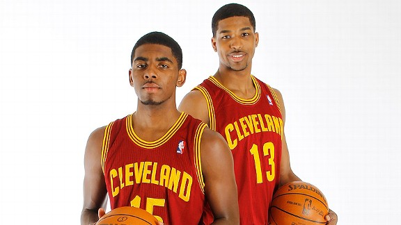 Kyrie Irving, Tristan Thompson
