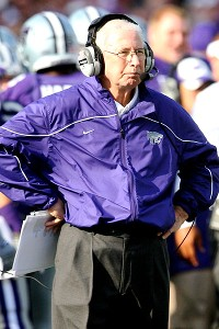 Kansas State's Bill Snyder