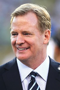 Commissioner Roger Goodell calls Trask smart, tough.