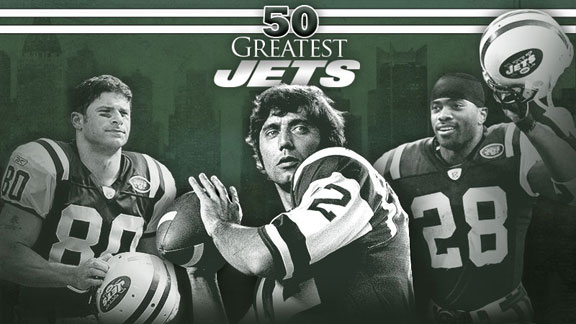 50 Greatest Jets