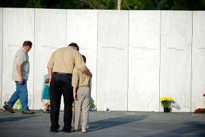 United Flight 93 memorial