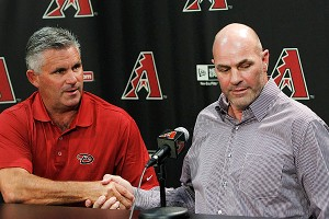 Kirk Gibson & Kevin Towers