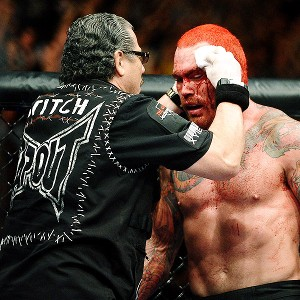 Chris Leben vs. Mark Munoz