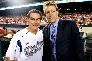 Steve Garvey, Orel Hershiser