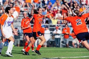 Auburn women's soccer