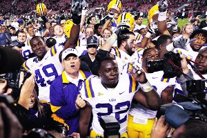 Les Miles has LSU within reach of playing for a second national title in the past five years.