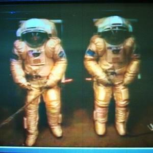 Mars 500 Astronauts