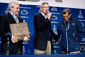 Paterno, Spanier, Curley