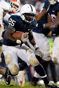 Penn State's Silas Redd