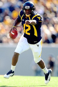 West Virginia's Geno Smith