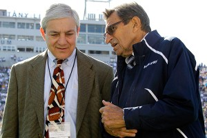 Graham Spanier, Joe Paterno