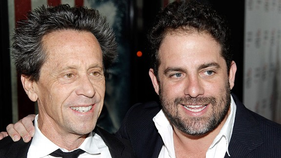 Brian Grazer and Brett Ratner