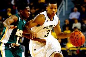 Michigan's Trey Burke