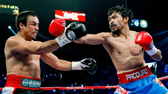 Pacquiao vs Marquez III results