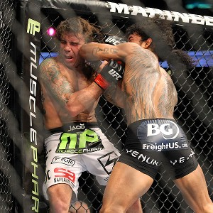 Clay Guida and Ben Henderson