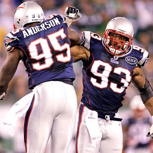 Andre Carter and Mark Anderson