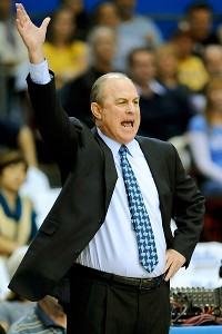 UCLA head coach Ben Howland
