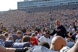 Penn State prayer circle