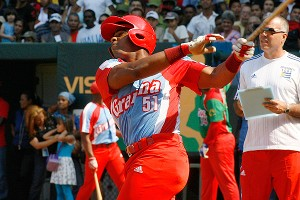 Yoenis Cespedes