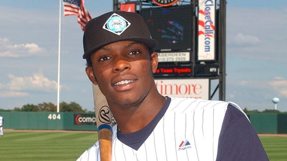 Justin Upton, Arizona Diamondbacks, AFLAC All American