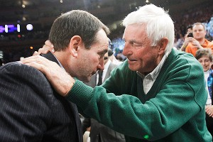 Coach K, Bobby Knight