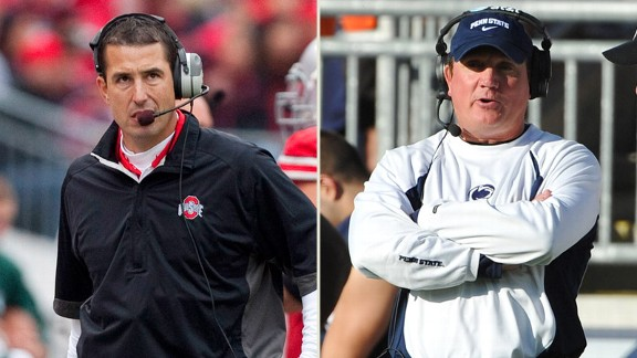 Luke Fickell, Tom Bradley