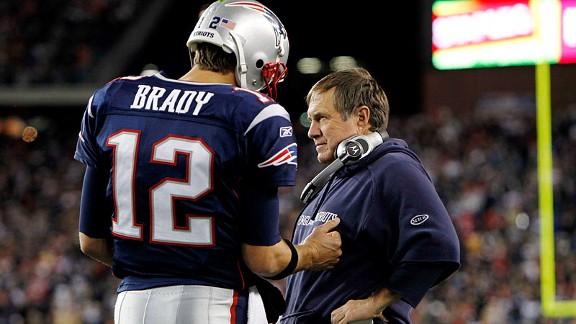 Bill Belichick & Tom Brady