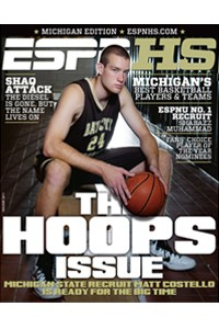 ESPNHS Holiday Issue/Michigan Cover