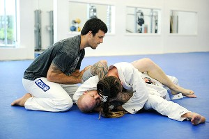 Zoltan Bathory and Rolles Gracie