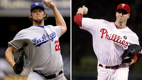 Clayton Kershaw & Roy Halladay