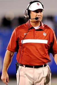 Oklahoma's Bob Stoops