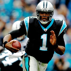 Carolina's Cam Newton