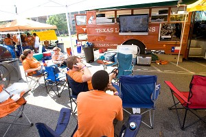 Texas tailgaters TV