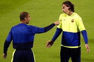 Pep Guardiola/Zlatan Ibrahimovic