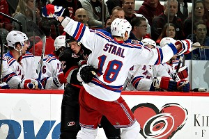 Marc & Eric Staal