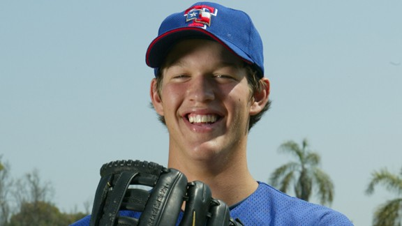 Clayton Kershaw, Los Angeles Dodgers, Area Code Baseball, Area Code Games