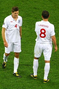 Steven Gerrard, Frank Lampard
