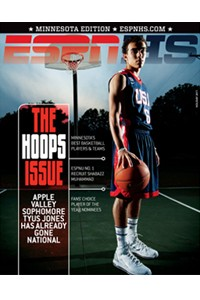 ESPNHS Holiday Issue/Minnesota Cover