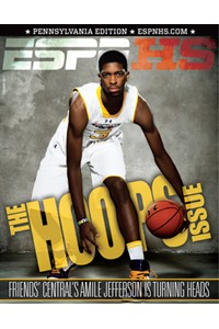 ESPNHS Holiday Issue/Pennsylvania Cover