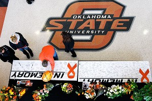 OKlahoma State memorial