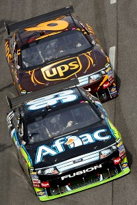 Carl Edwards, David Ragan