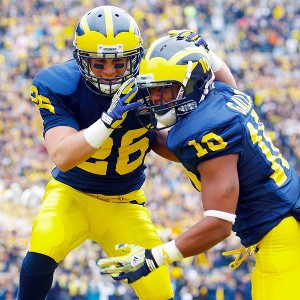 Drew Dileo, Jeremy Gallon