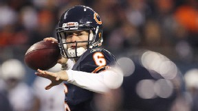 Stewart's relentless drive to the title...CUTLER hurt in Bears' fifth straight win