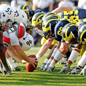 Ohio State Buckeyes and Michigan Wolverines