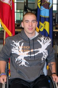 Army Pfc. Josh Budd