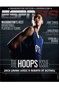 Zach LaVine Bothell cover 1