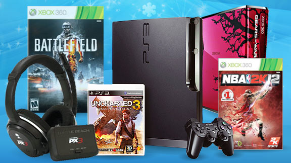 Holiday Gift Guide - Video Games