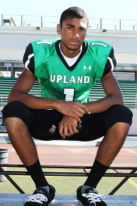 Upland High School Kenny Lawler