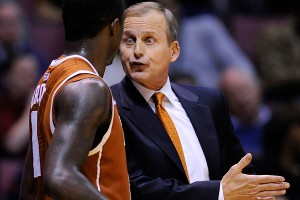 Rick Barnes, J'Covan Brown